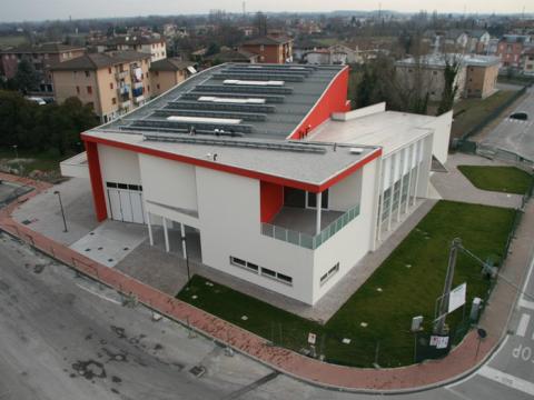 Centro polifunzionale - 2