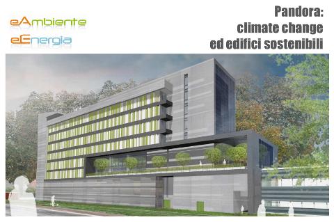 Progetto Pandora - edifici sostenibili, edilizia sostenibile, architettura sostenibile, ecocostenibilità, abitazioni ecologiche, casa ecologica